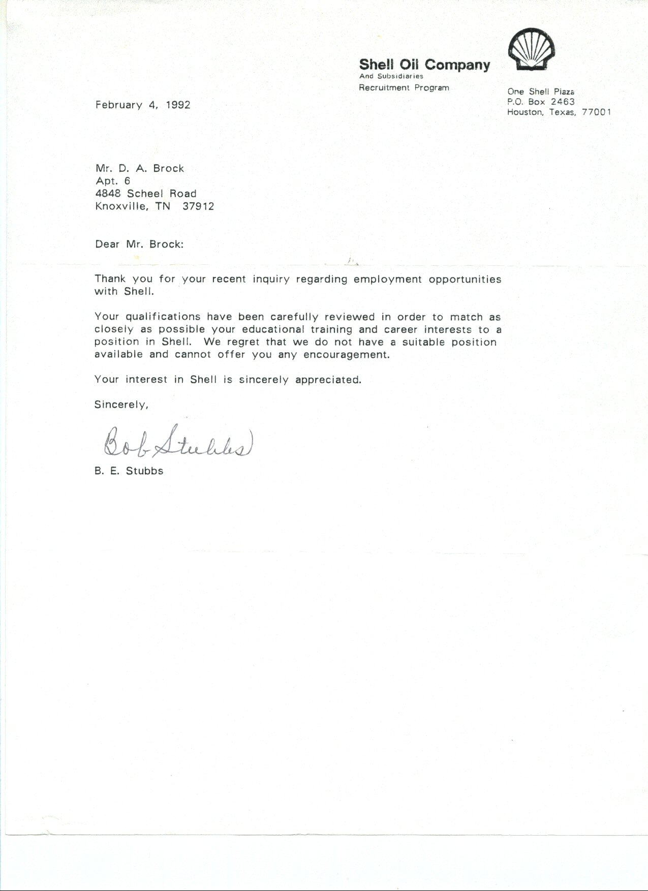employment rejection letter new employment rejection letter cover letter examples 5267